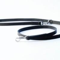 犬の首輪mr002【本革リード】<中型犬用>ブラックorナチュラルorブラウン サイズオーダー